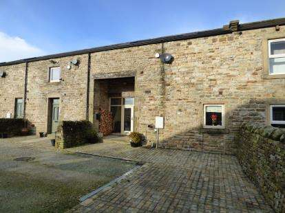3 Bedrooms Barn Conversion Character Property for sale in Dry Clough Barn, Shelfield Lane, Southfield, Burnley