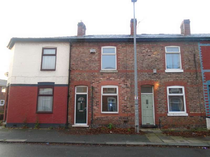 2 Bedrooms Terraced House for rent in Cromwell Road, Eccles, Manchester