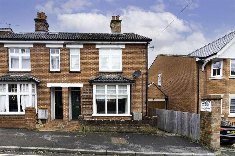3 Bedrooms House for rent in Frances Road, Basingstoke