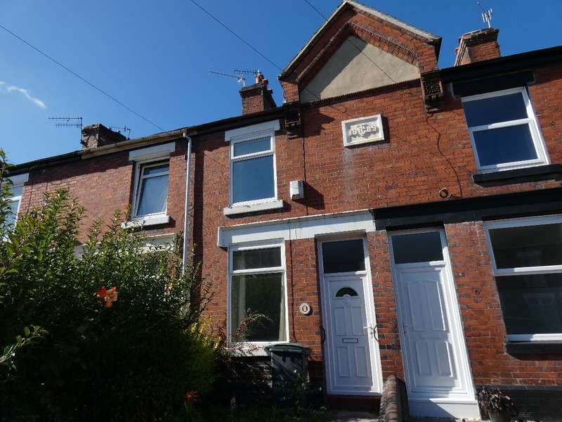 3 Bedrooms Terraced House for rent in Gibson Street, Stoke-on-Trent