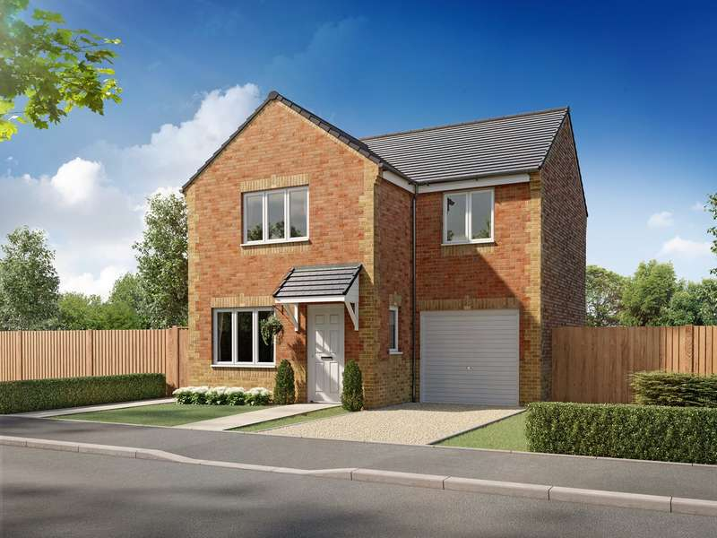 3 Bedrooms Detached House for sale in Plot 63, Kildare, Briar Lea Park , Longtown , Carlisle, CA6