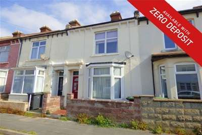 3 Bedrooms House for rent in Freemantle Road, Gosport