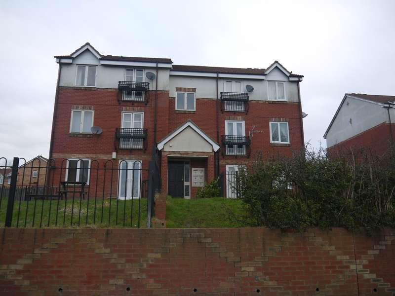 2 Bedrooms Property for rent in Mallard Court, Lower Grange, BD8 0NU