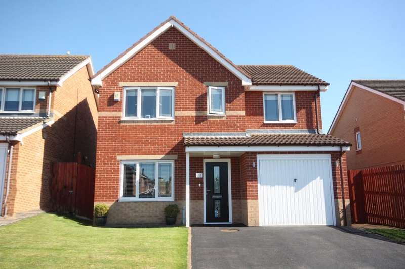 4 Bedrooms Detached House for sale in Thirlby Way, Guisborough, TS14
