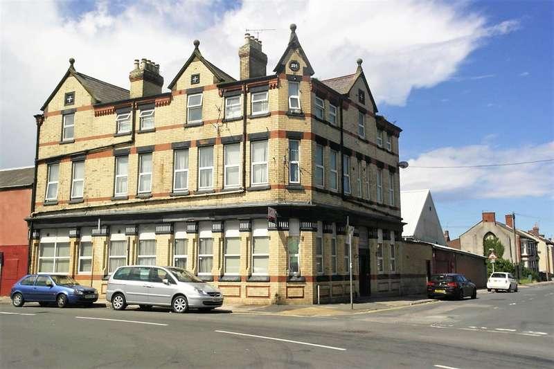 1 Bedroom Apartment Flat for rent in 53 Marsh Lane FL9, Borough House, Liverpool