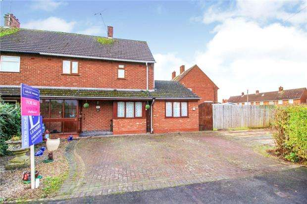 4 Bedrooms Semi Detached House for sale in Beauchamp Road, Kenilworth, England