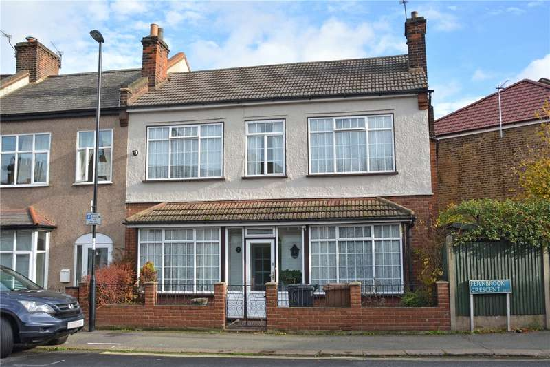 3 Bedrooms Semi Detached House for sale in Fernbrook Crescent, Hither Green, London, SE13