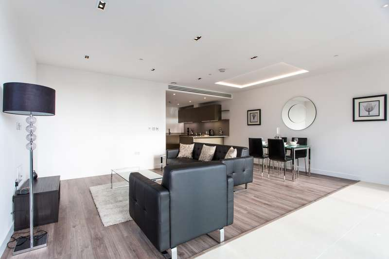 2 Bedrooms Apartment Flat for rent in Satin House, Goodmans Fields, Aldgate E1