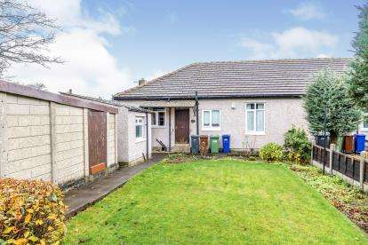 2 Bedrooms Bungalow for sale in Hereford Road, ., Colne, Lancashire, BB8