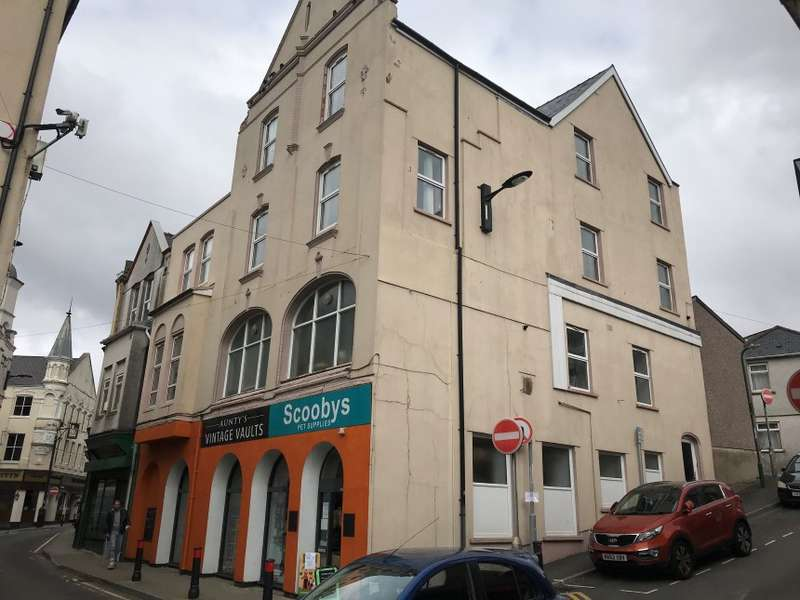 Mixed Use Commercial for sale in 33-35 Somerset Street, Abertillery, Blaenau Gwent
