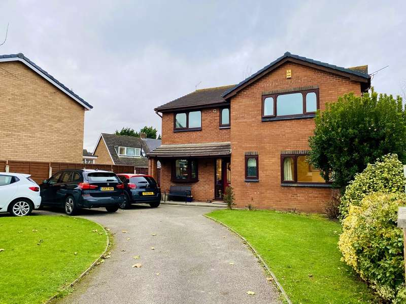 4 Bedrooms Detached House for sale in Chain Lane, Staining FY3