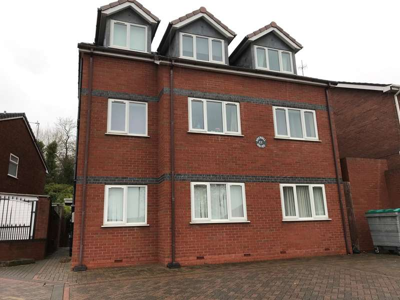 2 Bedrooms Apartment Flat for rent in Shergill Court, Dudley Road, Rowley Regis, B65