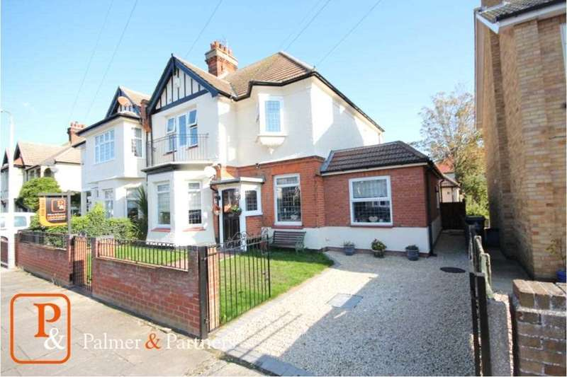 4 Bedrooms Semi Detached House for sale in Beaconsfield Road, Clacton-on-Sea
