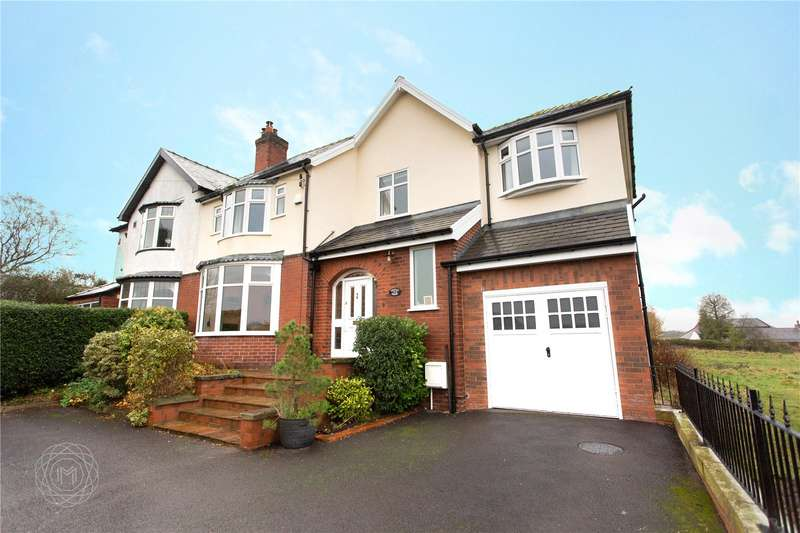 5 Bedrooms Semi Detached House for sale in Tempest Road, Lostock, Bolton, Greater Manchester, BL6