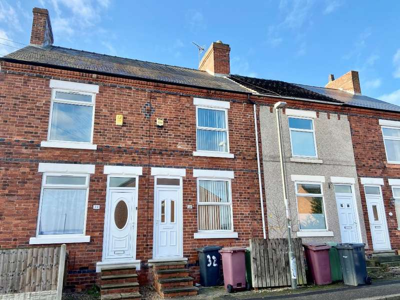2 Bedrooms Terraced House for rent in Albert Street, South Normanton, Alfreton, Derbyshire, DE55