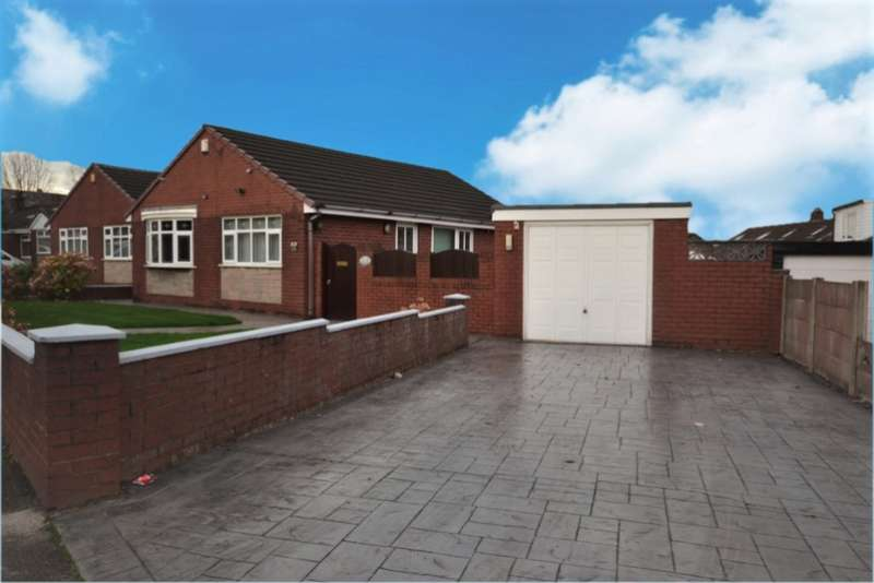 3 Bedrooms Bungalow for sale in Fulbeck Avenue, Hawkley Hall, Wigan, WN3 5QN