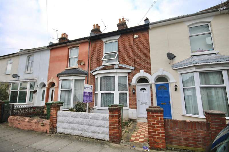 5 Bedrooms Terraced House for rent in Orchard Road, Southsea, Hampshire