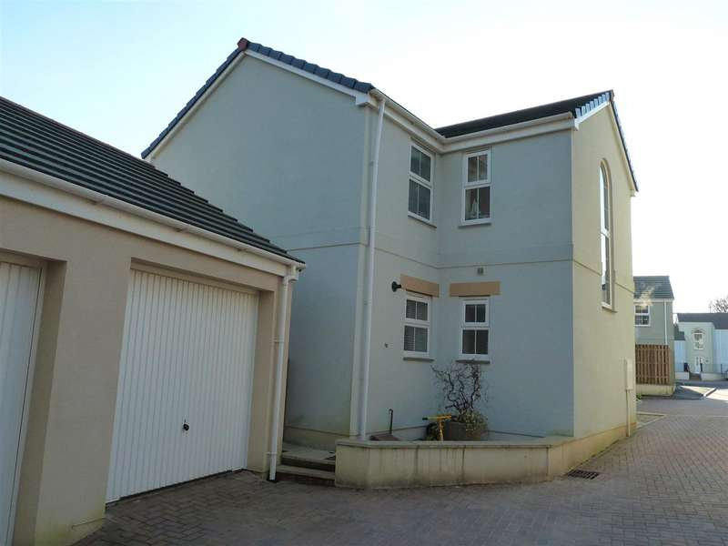 3 Bedrooms End Of Terrace House for rent in Newbridge View, Truro