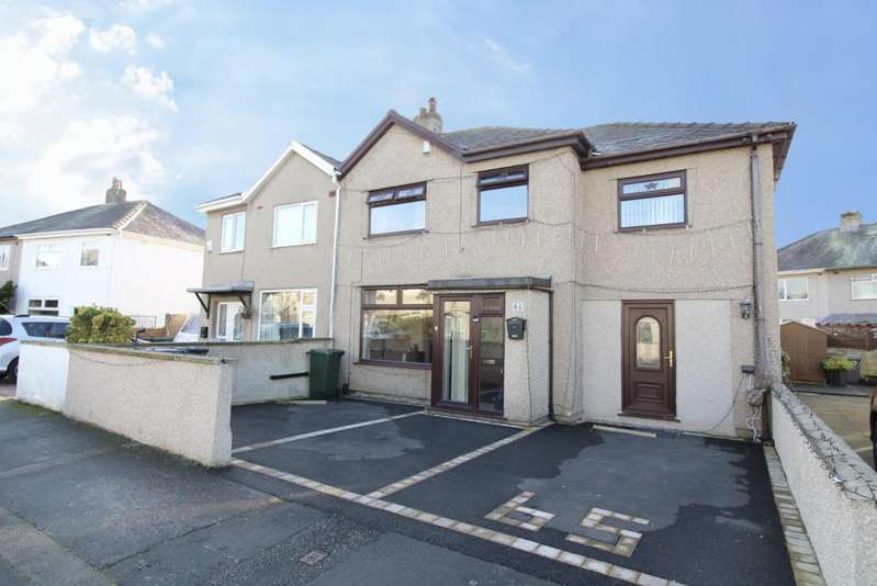 4 Bedrooms Semi Detached House for sale in Extended & Gorgeous Home On Vale Road, Lancaster
