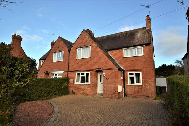 3 Bedrooms Semi Detached House for sale in Tennyson Road, St. Marks, Cheltenham, GL51 7DB