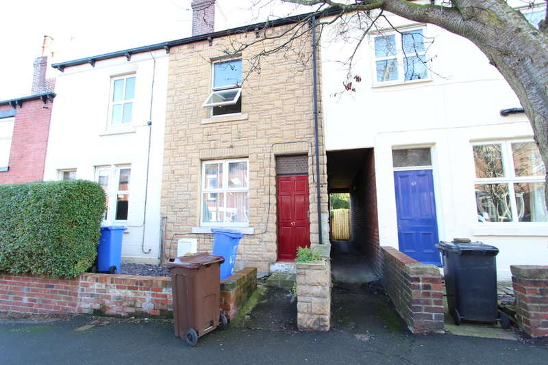 3 Bedrooms Terraced House for rent in Murray Road, Sheffield