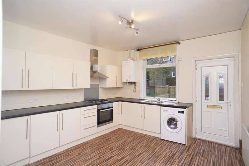 2 Bedrooms Terraced House for rent in Woodseats Road, Woodseats, Sheffield , S8 0PJ