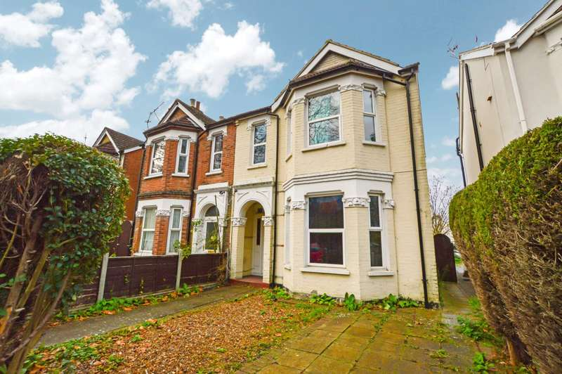 5 Bedrooms Semi Detached House for rent in Maybury Road, Woking, Surrey, GU21