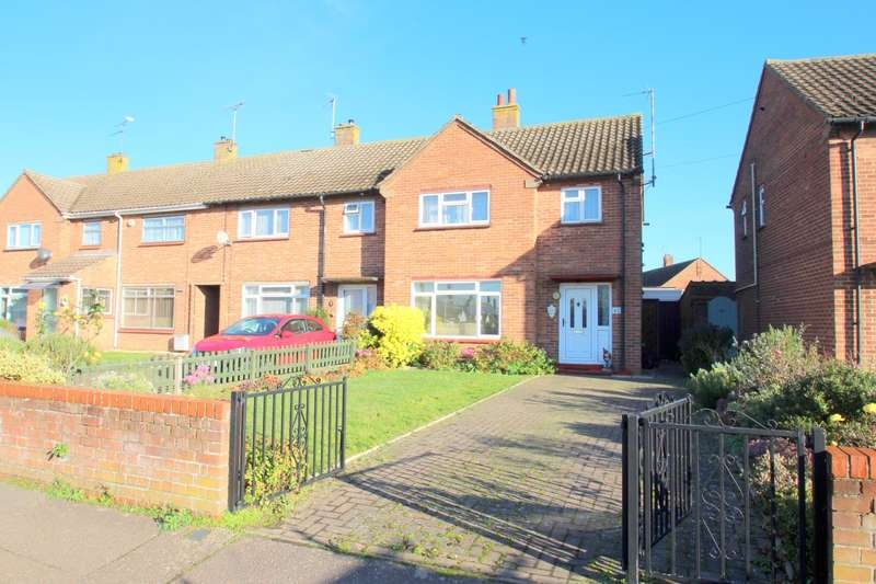 3 Bedrooms End Of Terrace House for sale in Smallwood Road, Colchester
