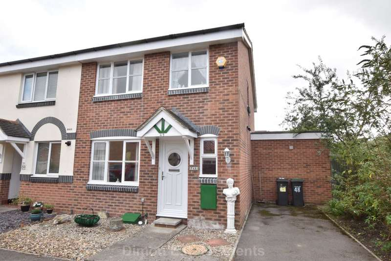 3 Bedrooms End Of Terrace House for sale in Redhouse Park Gardens, Gosport