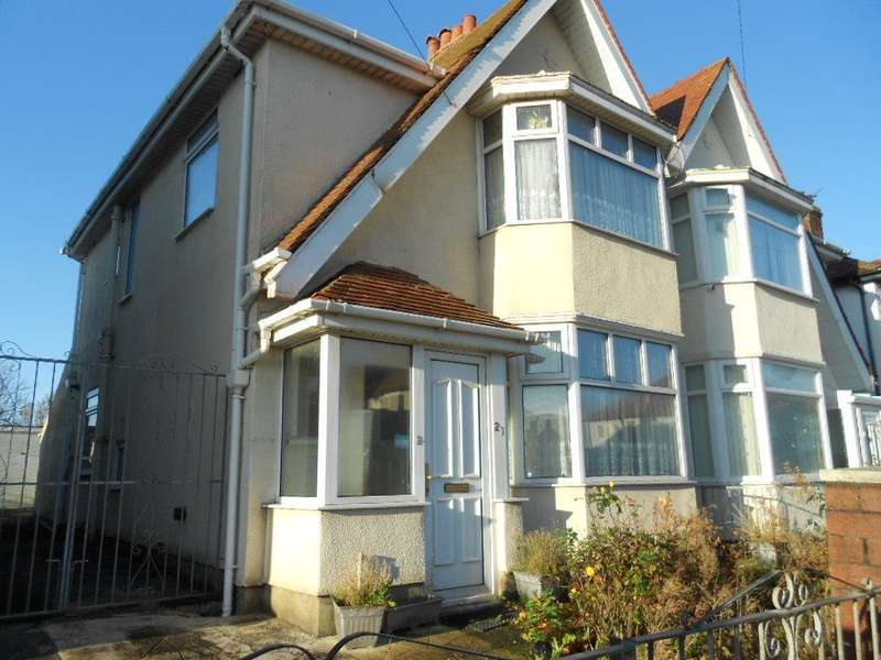 3 Bedrooms Semi Detached House for sale in Riversleigh Avenue, Blackpool, FY1 2SB