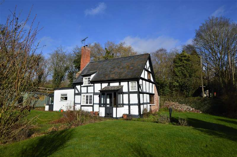 2 Bedrooms Cottage House for sale in Isle of Rhea, Bodenham, Hereford