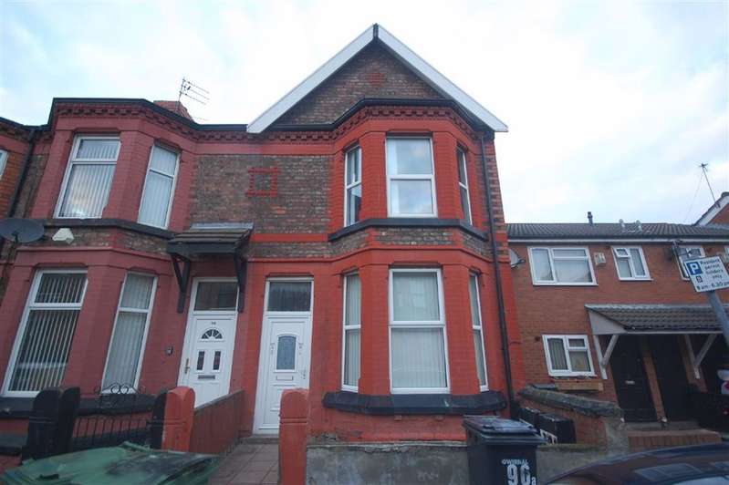 2 Bedrooms Flat for rent in Grange Road West, Wirral