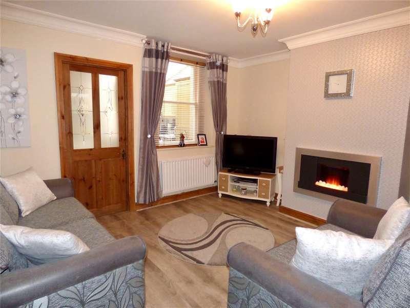 2 Bedrooms Terraced House for sale in Ennerdale Road, Cleator Moor, Cumbria, CA25 5LJ