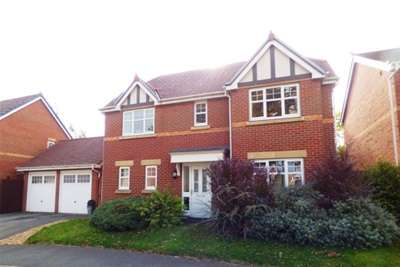 4 Bedrooms House for rent in Beckett Close, Rhos on Sea, LL28 4DX