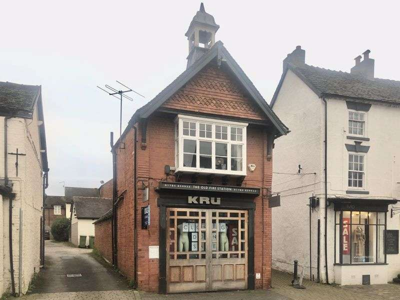 Property for rent in The Old Fire Station, 37 High Street, Eccleshall, Staffordshire