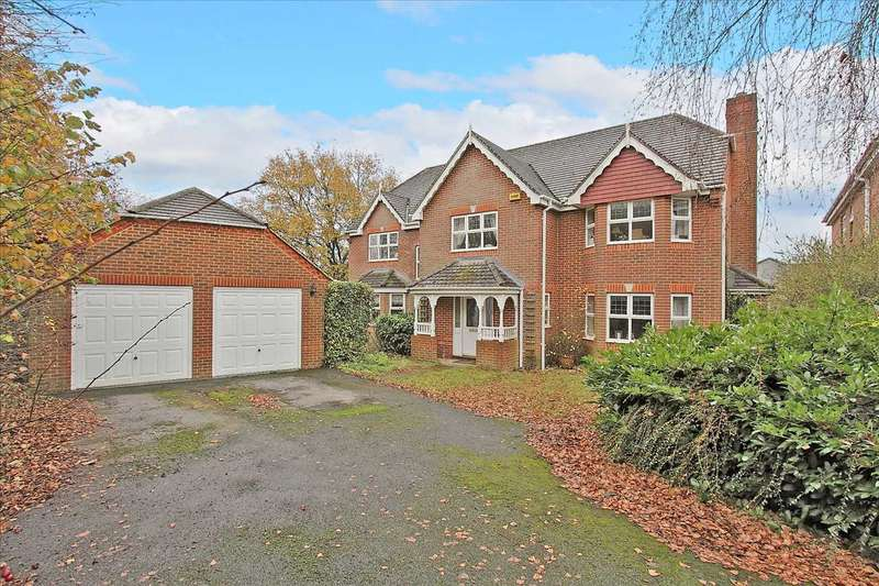 5 Bedrooms Detached House for sale in Witan Court, Whitchurch