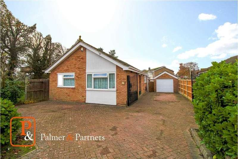 3 Bedrooms Bungalow for sale in St Dominic Road, St Johns, Colchester, CO4