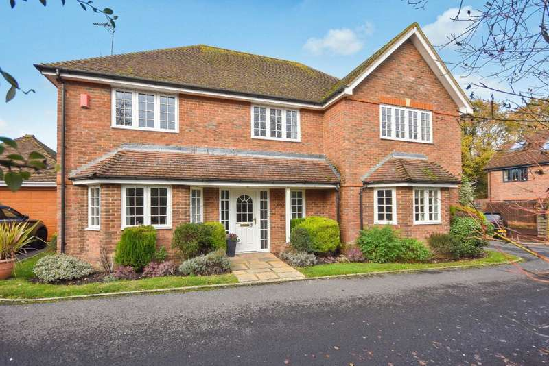 7 Bedrooms Detached House for sale in Chineham, Basingstoke, RG24