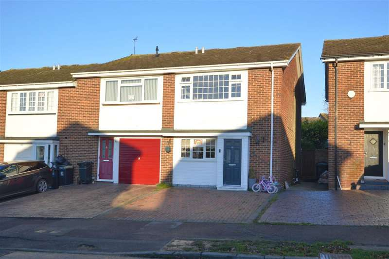 3 Bedrooms End Of Terrace House for rent in Thornhill, North Weald