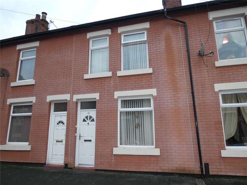 3 Bedrooms Terraced House for sale in Bank Street, Platt Bridge, Wigan, WN2