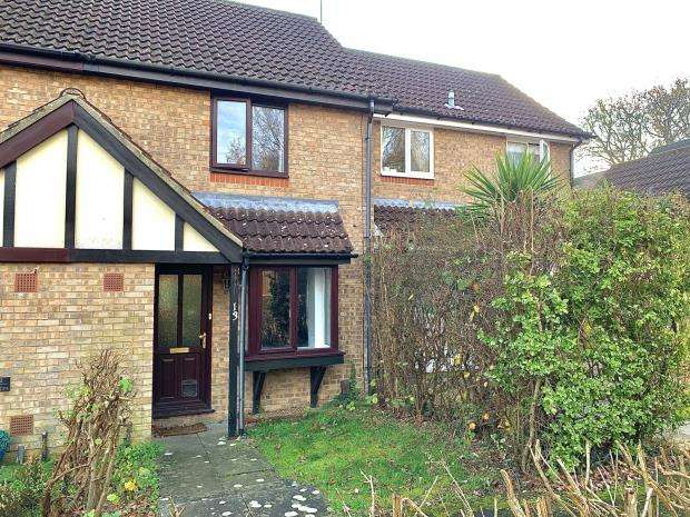 2 Bedrooms Terraced House for sale in Goodlands Vale, Hedge End, Southampton