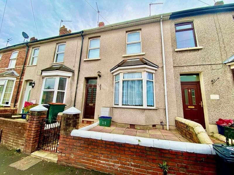 2 Bedrooms Terraced House for rent in Annesley Road, Newport, Newport. NP19 7EX