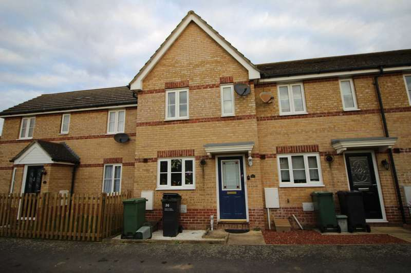 2 Bedrooms Terraced House for rent in Nichols Grove, Braintree