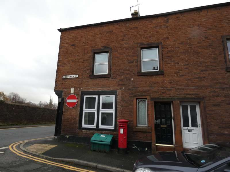 3 Bedrooms Terraced House for sale in Brougham Street, Penrith, CA11 9DW