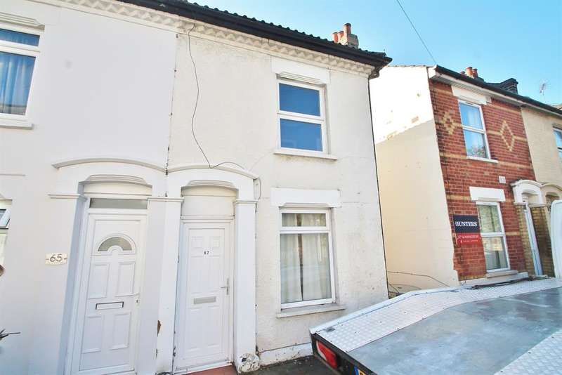 2 Bedrooms Terraced House for rent in Dover Road East, Northfleet, 11 0RB