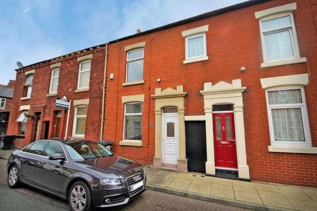 2 Bedrooms Terraced House for rent in Elgin Street, Preston, PR1
