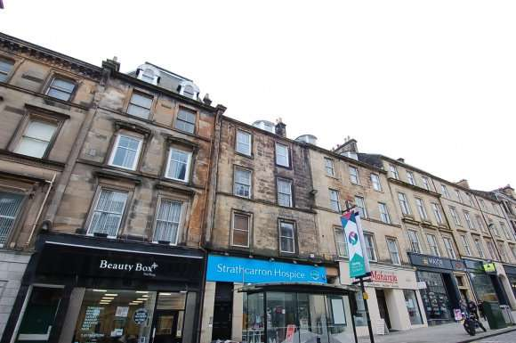 4 Bedrooms Maisonette Flat for sale in Flat 3 33 King Street, Stirling