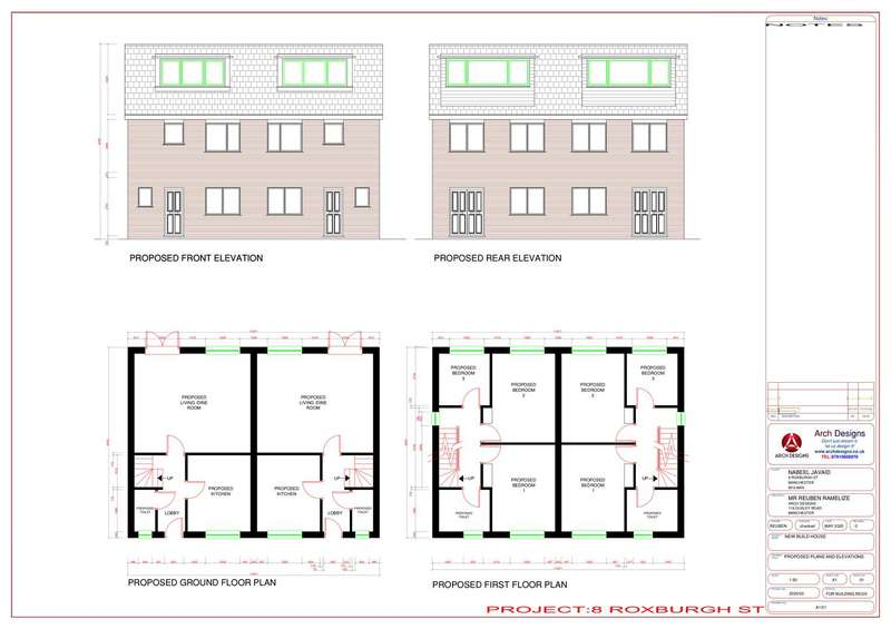 5 Bedrooms Property for sale in Roxburgh Street, Manchester