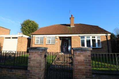 2 Bedrooms Bungalow for sale in Manor Street, Wigston, Leicester, Leicestershire