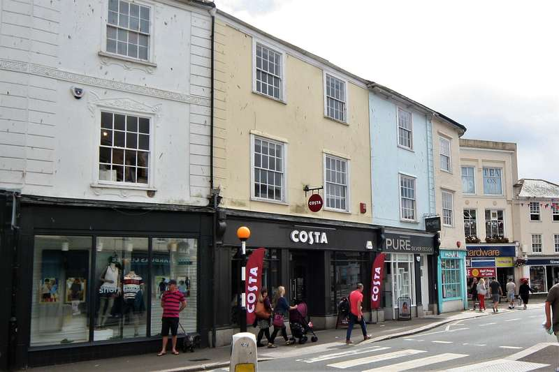 1 Bedroom Flat for rent in Victoria House, Truro,